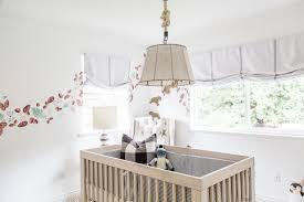 Boy Nursery Chandelier Baby Theo U0027s Nursery Monika Hibbs