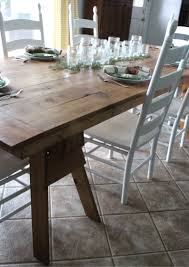 kitchen wood farmhouse table farmhouse dining room set oak