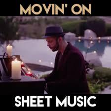 Movin On Up Meme - movin on sheet music chris rupp store