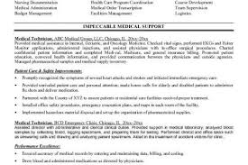 Surgical Tech Resume Examples by Rad Tech Cover Letter Examples For Resume Reentrycorps