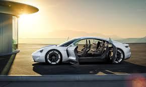 porsche concept cars porsche shows off the interior design of the concept study mission