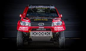 new hilux toyota sa u0027s dakar weapon iol motoring