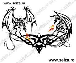 dragons tattoo tribal tattoo lower back tattoo dragon tattoo