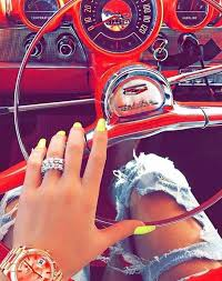 wedding rings in jamaica khloe sparks secret wedding rumours with tristan