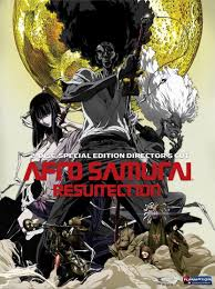 amazon com afro samurai resurrection director u0027s cut samuel l