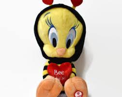 tweety bird plush etsy