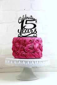 15 wedding anniversary 15 year wedding anniversary