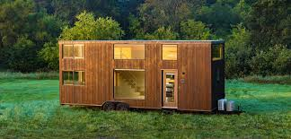 Tiny Luxury Homes by Luxury Tiny Home Inhabitat Green Design Innovation