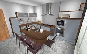 de cuisine gratuits plan de cuisine moderne homeezy