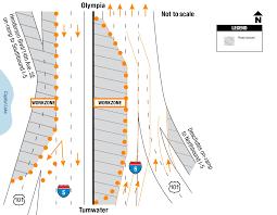 Wsdot Seattle Traffic Map by The Wsdot Blog Washington State Department Of Transportation 2014