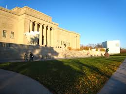 Neoclassical Architecture Nelson Atkins Museum Of Artwork Renowned For Its Neoclassical
