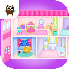 Amazon Doll House Cleanup & Decoration Bedroom Kitchen