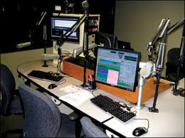 Omnirax Presto Studio Desk Eye On Radio Radio Magazine