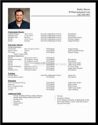Best Resume Format In Doc by Examples Of Resumes Job Application Sample Form Doc Pdf For 93