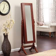 Jewelry Full Length Mirror Armoire Full Length Mirror Wall Jewelry Armoire