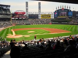 Chicago White Sox Map by U S Cellular Field Chicago White Sox Flickr