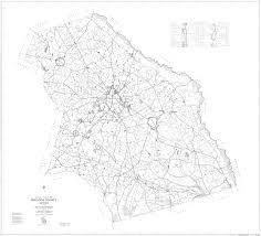 Ga Counties Map Maps