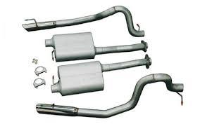 99 04 mustang exhaust flowmaster 17312 cat back exhaust 99 04 mustang gt mach1 bullitt