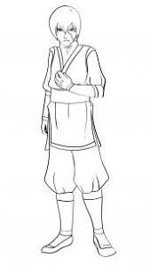 draw draw prince zuko avatar airbender