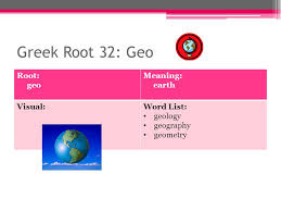 list of root words for roots ppt