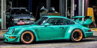stanced porsche 911 need for speed rwb porsche 911