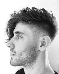 haircuts with long sides and shorter back 100 new men s hairstyles for 2017