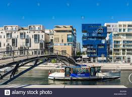 france rhone lyon the new district la confluence south of the