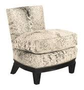 Torres Upholstery Torres Lounge Chair Contemporary Transitional Mid Century