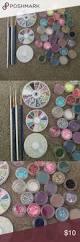 foil nail art kit youtube gelish mini foil nail art kit best nail