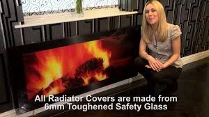 radiaror cover pine cone flame fire youtube