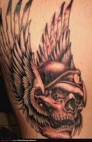 grim reaper winged grim reaper skull design