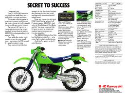 gallery of kawasaki kdx 200