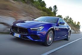 maserati chrome blue maserati ghibli s 2017 facelift review auto express