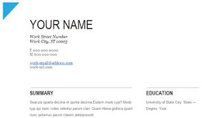 vibrant creative resume templates google docs 14 resume format