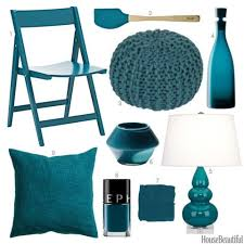 Teal Blue Home Decor Accessories