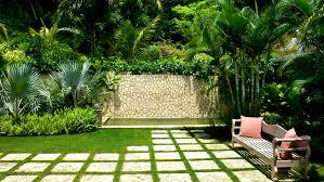 furniture divine concrete backyard designs modern wood and pool