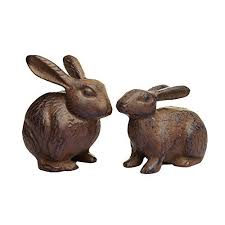 rabbit garden ornaments co uk