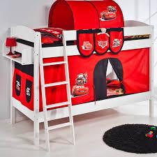 Cars Bunk Beds Just Disney Cars European Single Bunk Bed Reviews Wayfair