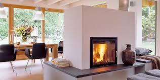 kamin wohnzimmer wohnzimmer modern einrichten graue mbel gas kamin raumteiler in
