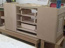 Secret Compartment Bookcase Hidden Drawer Mechanism Part 1 Youtube