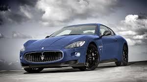 blue maserati granturismo convertible maserati granturismo s limited edition unveiled