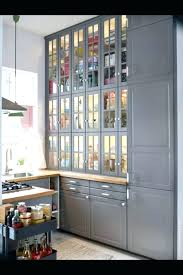winsome cabinet glass doors 3 white with ikea regarding kitchen
