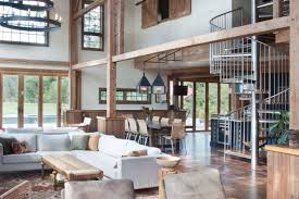 pole barn home interior pole barn home exterior rustic with light wood outdoor small pole
