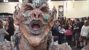 cinema makeup beauty and special effects at imats l a 2014