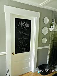 large chalkboard easel chalkboard kitchen wall ada s interior