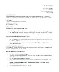 high school student resume templates no work experience resume for high school student with no work experience luxsos me