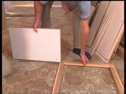 carpeting the basement and organizing the home youtube