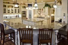 kitchen island with bar seating 40 uber luxurious custom contemporary kitchen designs