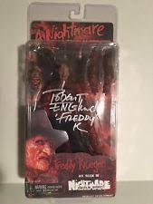 Neca Freddy Krueger Figures Ebay