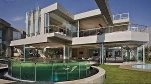 glass house by nico van der meulen architects architecture